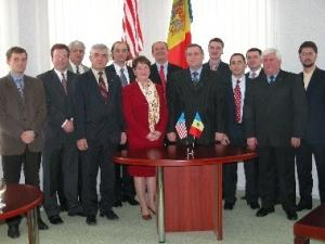 Launch of the American Chamber of Commerce in Moldova