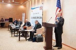 "AmCham Organized ""Doing Business with the USA"" Conferences"