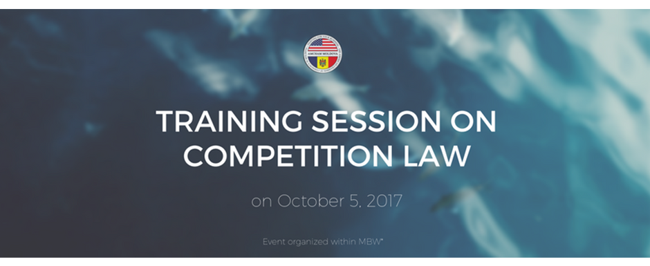 Training Session on Competition Law