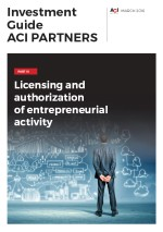 ACI Partners: The Investment Guide - Licensing