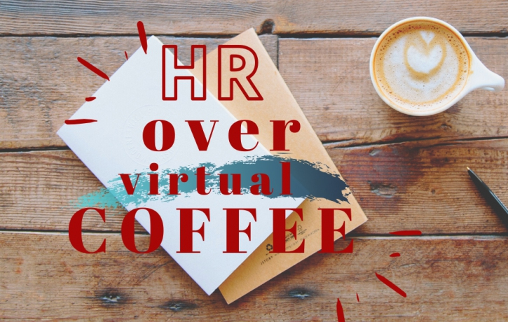 HR over Coffee: Embracing the Change - Let's have ...