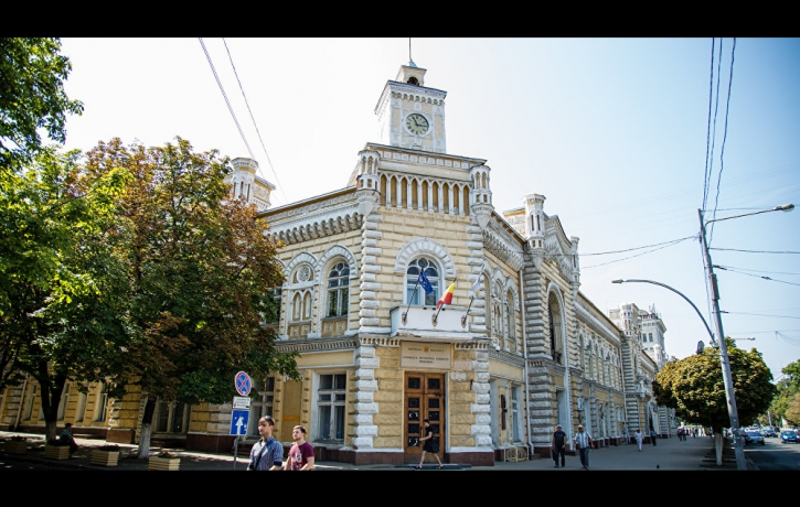 Legal Committee: Meeting with Chisinau City Hall ...