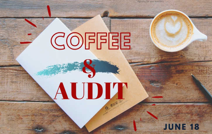 Coffee & Audit: Meeting with the Ministry of ...