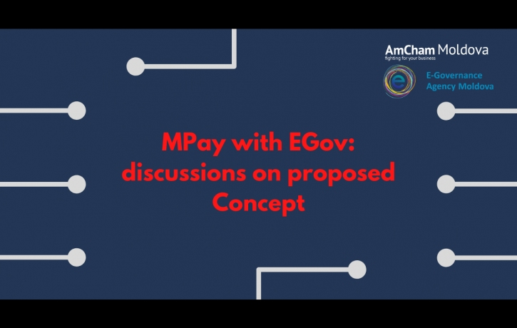 MPay with EGov: discussions on proposed ...