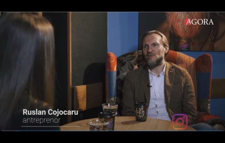 """The bill"" with Ruslan Cojocaru, founder of ..."