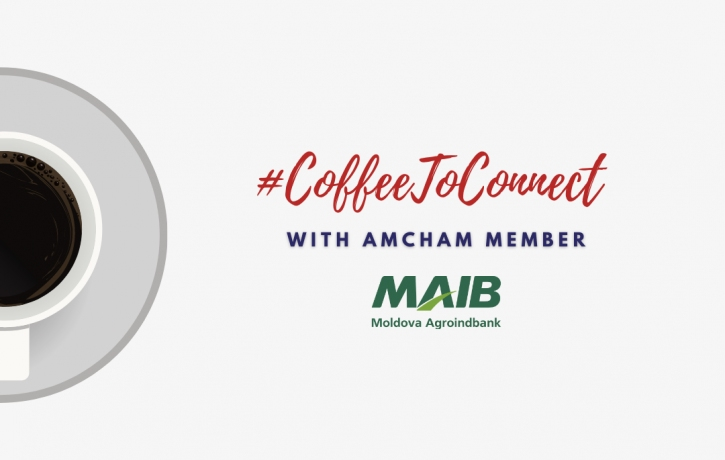 #CoffeetoConnect with AmCham Member: Moldova ...