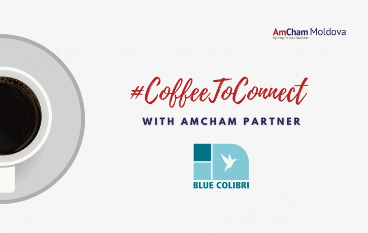 #CoffeetoConnect with Blue Colibri