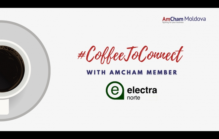 #CoffeeToConnect with AmCham Member: Electra ...