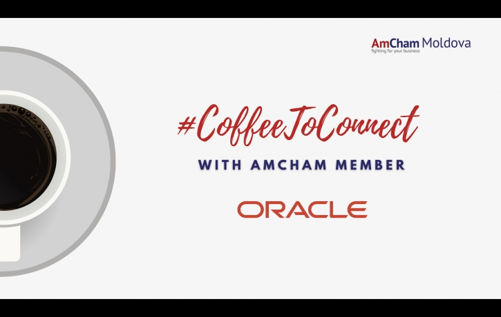 #CoffeeToConnect with AmCham Member: ...